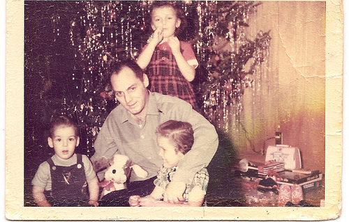 Tierney Christmas 1959